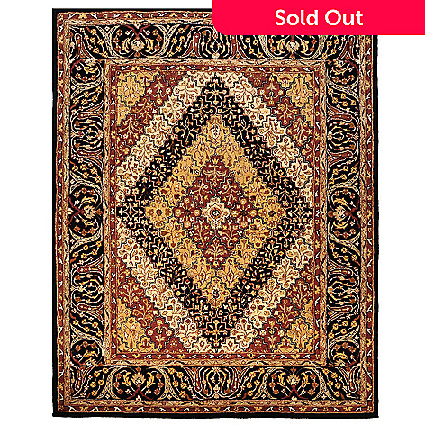 435-409 - Global Rug Gallery Diamante 3' x 5' or 8' x 10' Hand Tufted 100% Wool Rug