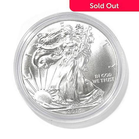 435-587 - 2013 $1 Silver Eagle BU Coin