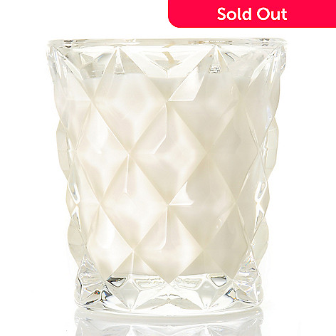 435-646 - Waterford® Illuminology Mint Jasmine 4'' Diama Filled Candle