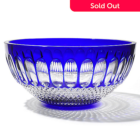 435-679 - Waterford Crystal New Colleen 60th Anniversary 9'' Bowl