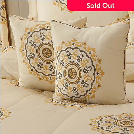 435-708 - North Shore Linens™ 300TC Egyptian Cotton Set of Two Decorative Pillows