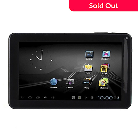 435-839 - D2Pad™ 9'' Multi-Touch LCD Android 4.0 Tablet w/ 4GB Storage & Pre-loaded Apps