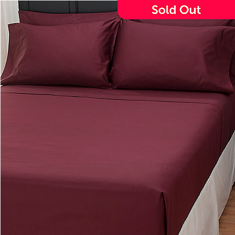 436-005 - North Shore Linens™ 1000TC Egyptian Cotton Six-Piece Sheet Set