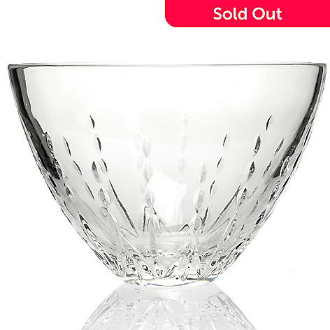 436-086 - Waterford Crystal Monique Lhuillier Modern Love 7'' Bowl