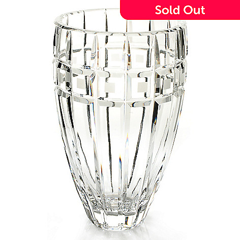 436-212 - Marquis by Waterford Quadrata 8'' Crystal Vase