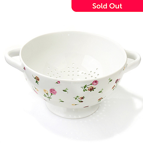 436-231 - Royal Albert Country Rose Porcelain 10'' Berry Bowl