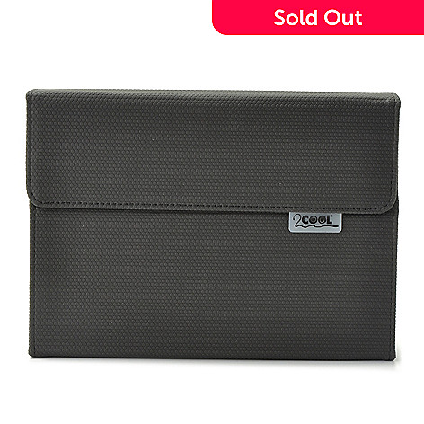 436-248 - 2COOL® iPad Mini UltraGrip Case w/ Detachable Bluetooth® Keyboard