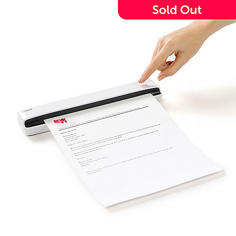 436-289 - NeatReceipts® Mobile Scanner w/ Neat® Digital Filing Software System