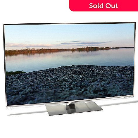 436-301 - Panasonic Viera™ 47'' LED 1080p 240Hz Smart 3D HDTV