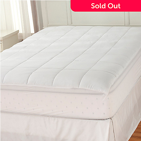 436-354 - Cozelle® Box Quilted Mattress Pad