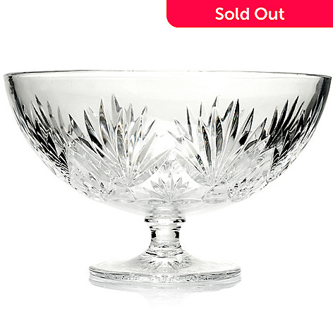 436-362 - Waterford® Crystal Fanlight 8'' Footed Bowl