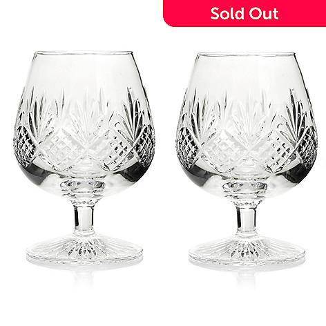 436-364 - Waterford Crystal Kelley Set of Two 12 oz Brandy Glasses