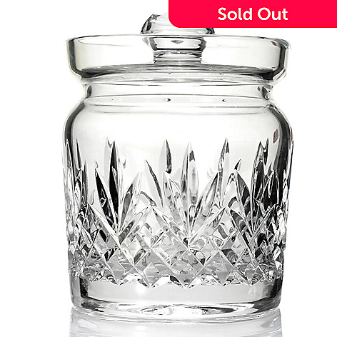 436-367 - Waterford® Crystal Ferndale 6.5'' Biscuit Barrel