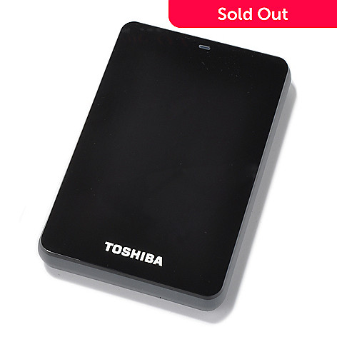 436-420 - Toshiba Canvio® USB 3.0 External Hard Drive