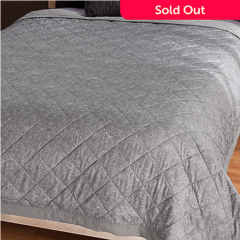 436-448 - Cozelle® Microfiber Printed Down Alternative Blanket