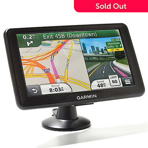 436-479 - Garmin nüvi 2797LMT 7'' Touch GPS w/ Bluetooth®, Lifetime Maps & Traffic