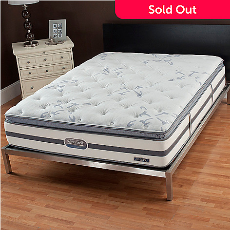 436-574 - Beautyrest Recharge® ''Ocean Avenue'' Pillowtop Mattress ONLY