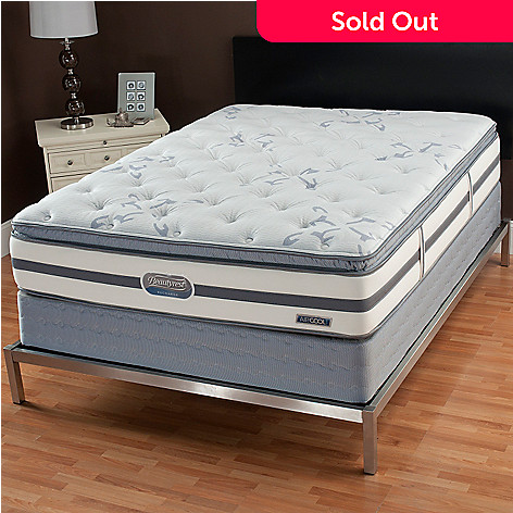 436-575 - Beautyrest® Recharge® ''Ocean Avenue'' Pillowtop Mattress Set