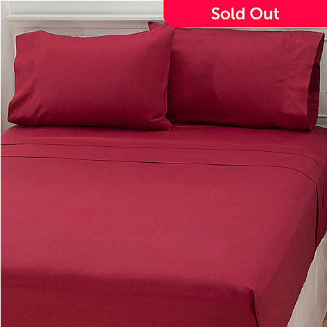 436-670 - Cozelle® 300TC Cotton Nano-Tex® Four-Piece Sheet Set