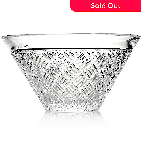 436-689 - Marquis by Waterford Versa 8'' Crystalline Bowl
