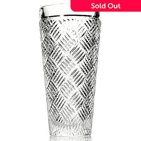 436-690 - Marquis® by Waterford® Versa 8'' Crystalline Vase
