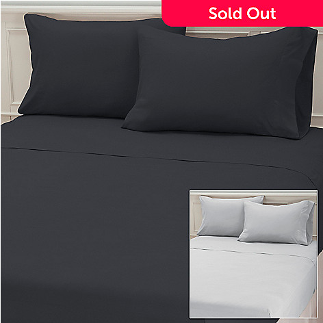 436-703 - Cozelle® Set of Two Microfiber Four-Piece Sheet Sets