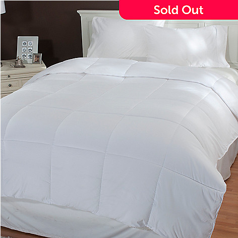 436-762 - Cozelle® Microfiber Down Alternative Comforter