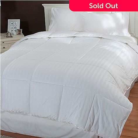 436-764 - Cozelle® 350TC Cotton Damask Down Alternative Comforter