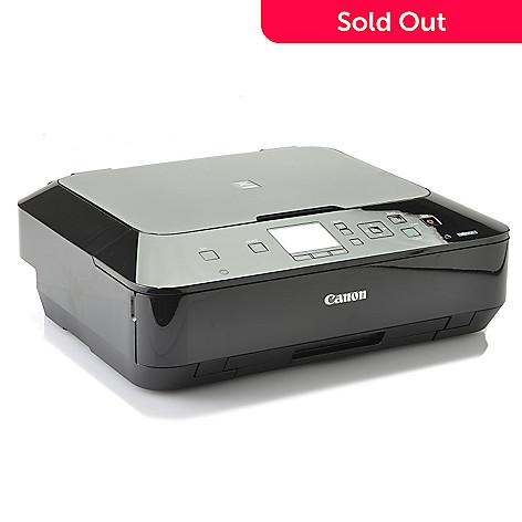436-781 - Canon PIXMA Wireless Photo All-in-One Inkjet Printer, Copier & Scanner