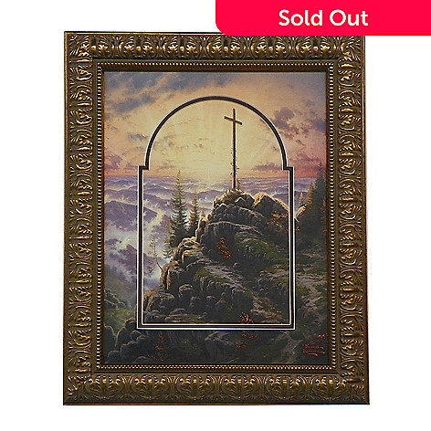 436-868 - Thomas Kinkade Renaissance Collection ''Sunrise'' Framed Print