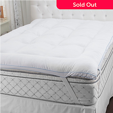 436-941 - SensorLOFT Microfiber Gel-Fiber & Memory Foam Bed Topper