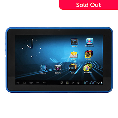 437-060 - D2 Pad™ 7'' LCD Google Certified Android™ 4.1 4GB Storage Wi-Fi Tablet