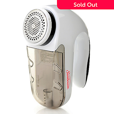 437-121 - Sunbeam™ Cordless Deluxe Fabric Shaver
