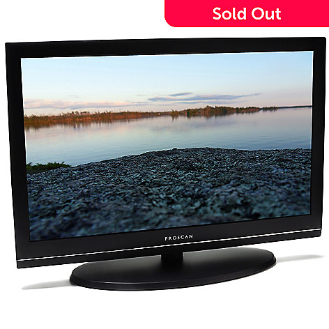 437-210 - Proscan 37'' Flat Panel LCD 720p HD 60Hz TV