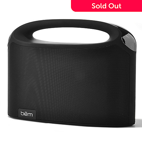 437-241 - Bem™ Wireless Boom Box Portable Bluetooth® Speaker