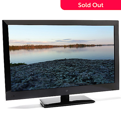 437-318 - GPX® 32'' LED 720p HDTV w/ Built-in DVD Player