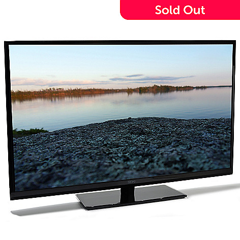 437-325 - Seiki 50'' Slim LED 4K Ultra-HD 120Hz HDTV w/ HDMI Cable & Two Year Extended Warranty