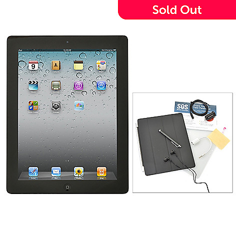 437-339 - Apple iPad 4th Gen Bundle w/ Accessories Kit