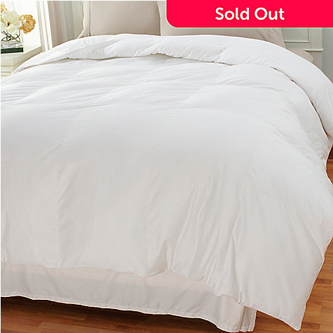437-347 - Cozelle® 1000TC Cotton Down Alternative Comforter