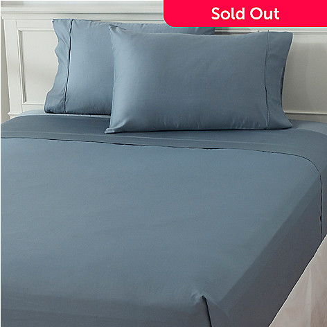 437-487 - Cozelle® 500TC Easy Care Four-Piece Sheet Set