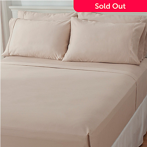 437-488 - ''Lancaster'' 1000TC Easy Care Six-Piece Sheet Set