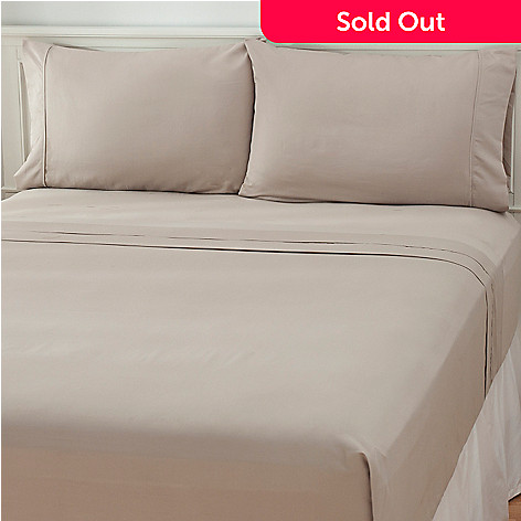 437-861 - Cozelle® 800TC Cotton/Poly Blend Easy Care Four-Piece Sheet Set