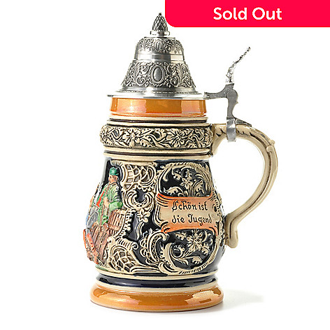 438-008 - King-Werk™ Thewalt™ 1893 Celebrate Youth Limited Edition Stoneware Stein