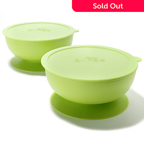438-020 - Brinee™ Set of Two Liquid-Control Serve' n Store Containers