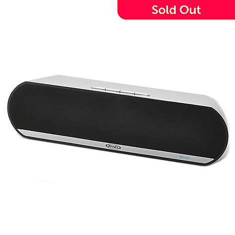 438-072 - Jensen® 10W Universal Bluetooth® Wireless Stereo Speaker