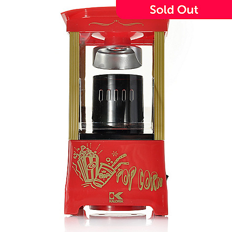 438-088 - Kalorik® 850W Old Fashioned Popcorn Maker Machine