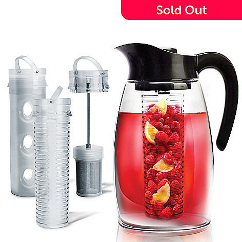 438-305 - Primula™ 3-in-1 Tea Infuser, Flavor Infuser & Chill Core Pitcher Beverage System