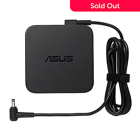 438-390 - ASUS 65W AC Power Adapter for S300/S400/S500 Series Ultrabooks