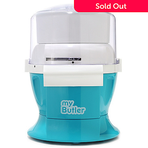438-518 - My Butler 600W 9 oz 3-in-1 Mixer, Coffee Grinder & Food Processor