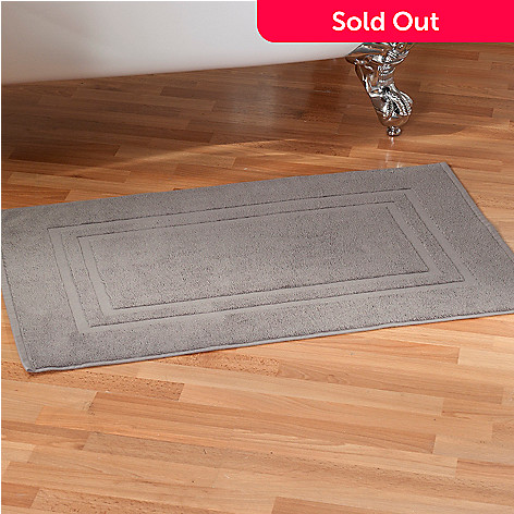 "438-678 - Cozelle® Ultra-Absorbent 100% Cotton 21'' x 34"" Bath Mat"